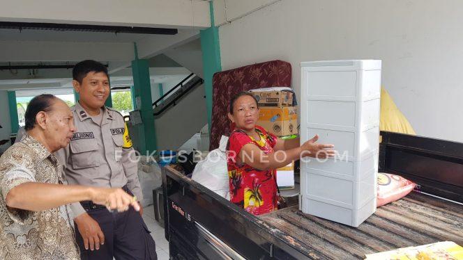 25 KK Eks Pasar Batu, Mulai Pindah Ke Rusunawa