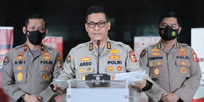 Kadiv Humas Polri Irjen Raden Prabowo Argo Yuwono. Foto: Istimewa