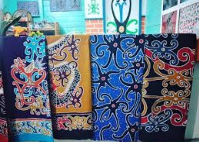 Batik khas Malinau.Foto: Ist