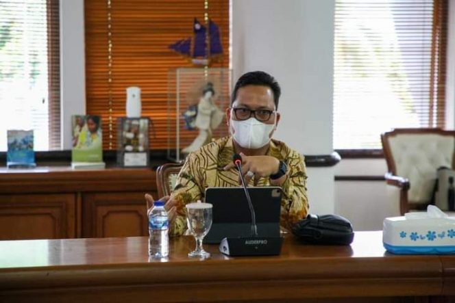 Hasan Basri Pimpinan PURT DPR RI. Foto : Istimewa
