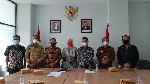 Komisi 1 DPRD Kabupaten Tana Tidung, saat melaksanakan kunjungan kerja ke Dinas Kehutanan Provinsi Kalimantan Utara, Kamis (16/09).