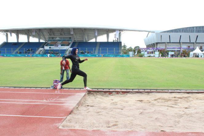 Atletik Kaltara Terus Matangkan Persiapan