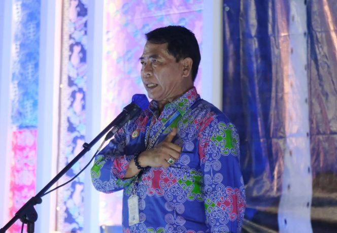 Gubernur Kalimantan Utara, Drs.H.Zainal A Paliwang SH,M.Hum