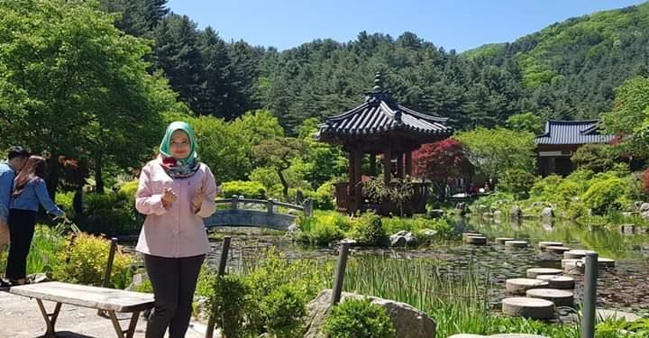 Garden of Morning Calm/poto : Icha