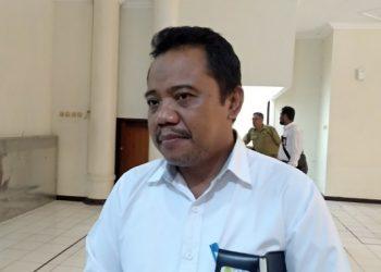 Manager PLN UPDK Tarakan, H.S Handoko. Poto : Ari