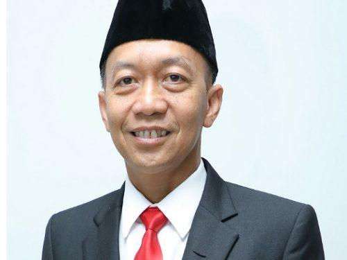 Kadiskominfo Pemprov Kaltara, Syahrullah Mursalin. Poto : Humas pemprov Kaltara