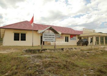 KESEHATAN : Gedung RS Pratama Krayan yang terletak di Kecamatan Krayan Barat, Nunukan. poto : Humas Pemprov