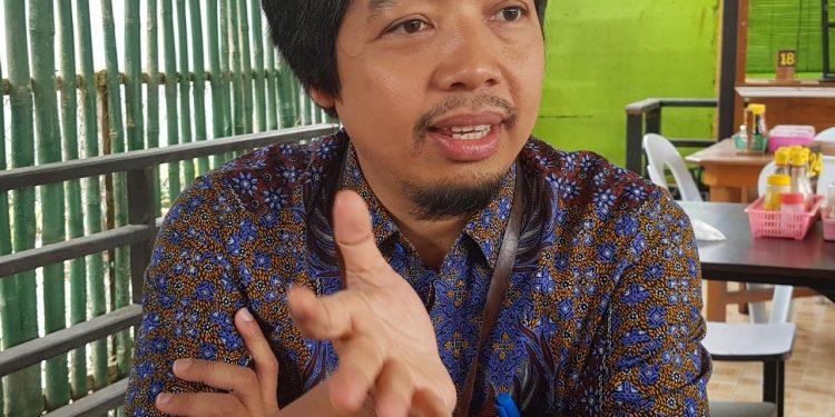 Manager PLN UP3 Tarakan Suparje Wardiyono. Poto : Slamet/fokusborneo.