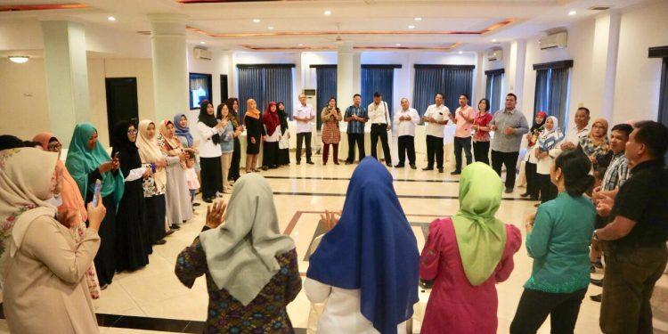 Pelatihan Parenting di Era Digital Oleh Kementerian PPPA RI di Tanjung Selor Kaltara Kamis (31/7). Poto/Istimewa.