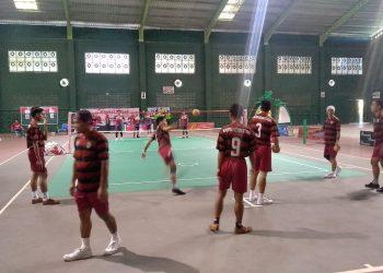 Atlet Sepak Takraw Kaltara, (2/8). Poto : Ari/Fokusborneo