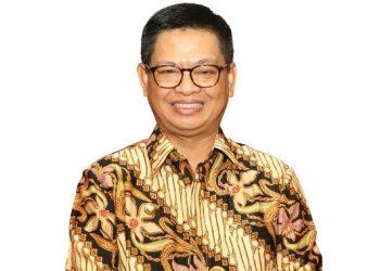 Gubernur Porv Kaltara Irianto Lambrie. Poto : Humas Pemprov Kaltara
