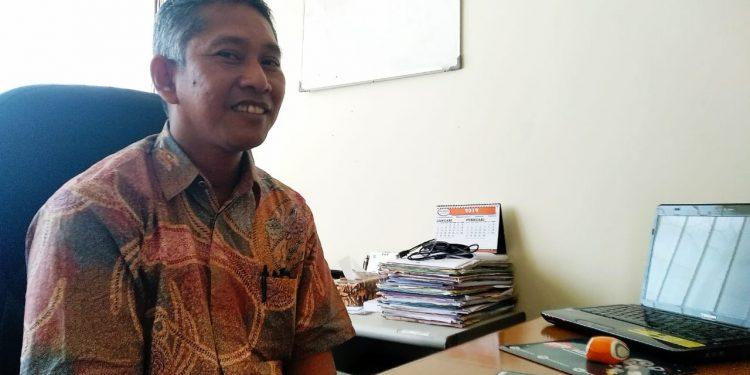 Kabid Pengembangan, Disiplin dan Kesejahteraan ASN BKP2D Pemkot Tarakan Muhammad Sa'aduddin Hakim.