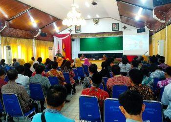 Sosialisasi Vaksin dan Imunisasi Jelang BIAS 2019 oleh Dinkes Pemkot Tarakan. Poto : Ari/Fokusborneo