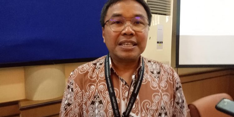 Korwil 7 Deputi Bidang Pencegahan KPK Ismail Hindersah. Poto : Istimewa