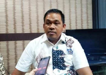 Sofyan Udin Hianggio Anggota DPRD Kota Tarakan. Poto: Ari/Fokusborneo