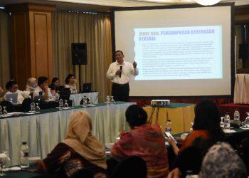 Bahas RUU Penghapusan Kekerasan Seksual, Panitia kerja (Panja) Dewan Perwakilan Rakyat Republik Indonesia (DPR RI) bersama Panja pemerintah untuk RUU PKS, menyelenggarakan Focus Group Discussion (FGD) di Jakarta, Selasa (27/08). Poto: Istimewa