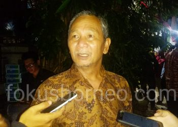 H Amir Bakrie, Kadis DKP Provinsi Kaltara. Poto : Ari/fokusborneo
