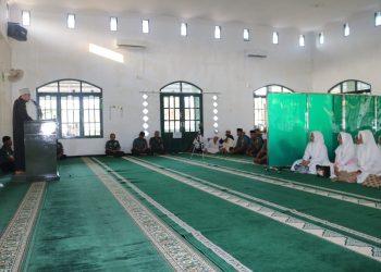 Kodim 0907/Trk Peringati Tahun Baru Islam.Poto: Penerangan Kodim 0907/Trk