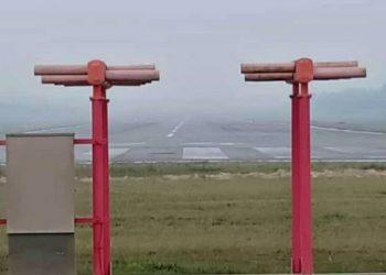 Kabut Asap Jarak Pandang kurang lebih 1 KM. Poto: Istimewa