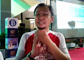 Satria Hamid, Vice President Corporate Communications Transmart. Poto: Ari/fokusborneo