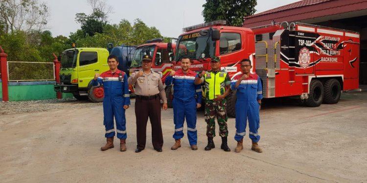 Pertamina EP Wilayah Kalimantan Siaga Karhutla. Poto: Pertamina EP