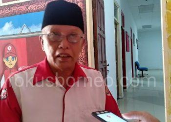 dr. Edi Samudro, Kepala UTD PMI Tarakan. Poto: Ari/ Fokusborneo