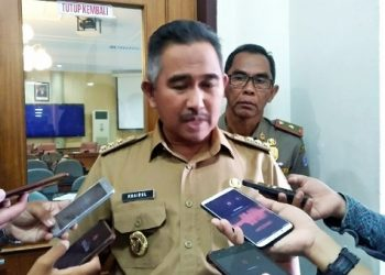 Khairul, Walikota Tarakan. Poto: Ari/ Fokusborneo.com