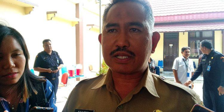 Walikota Tarakan dr. H. Khairul, M.Kes. Poto: Arie/FokusBorneo.com