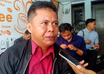 Hariyadi Hamid, Anggota KPU Provinsi Kaltara. Poto: Ari / fokusborneo.com
