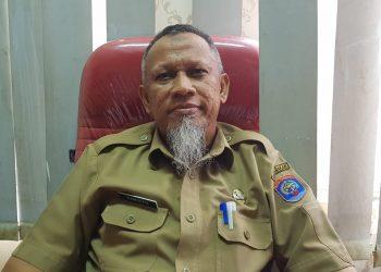 Hamsyah, Plt Kadisdukcapil Pemkot Tarakan. Poto: Slamet / fokusborneo.com