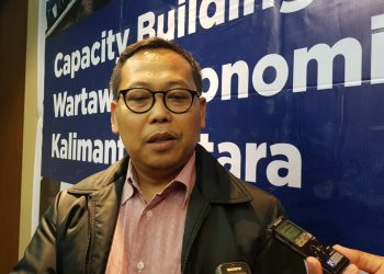Hendik Sudaryanto / Kepala Kantor Perwakilan BI Kaltara. Poto: Slamet/fokusborneo.com