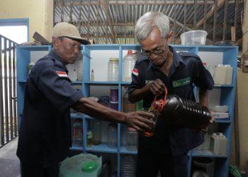 KSM Ramah Lingkungan, Binaan PT Pertamina EP Tarakan Field. Poto: Doc Humas Pertamina EP