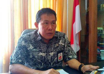 Tajuddin Tuwo, Kepala Dinas Pendidikan dan Kebudayaan Tarakan. Poto: Ari / fokusborneo.com