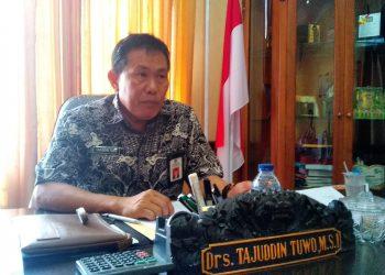 Tajuddin Tuwo, Kadisdikbud Tarakan. poto: Ari / fokusborneo.com