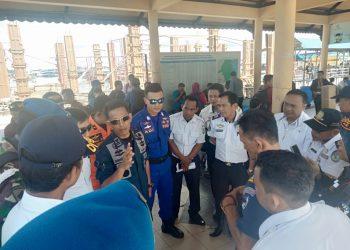 Tim Gabungan Lakukan Pemeriksaan Armada Laut Jelang Natal dan Tahun Baru, Rabu (27/11). Poto: Istimewa