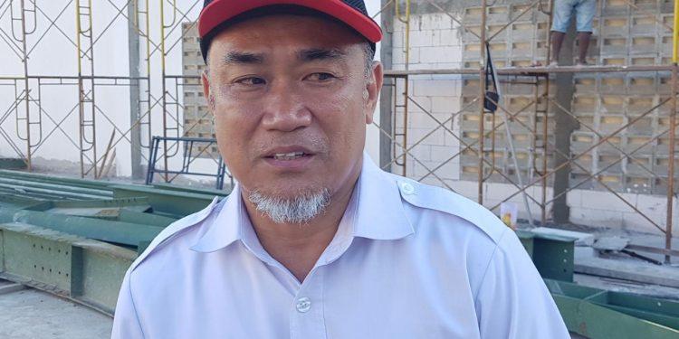 Kepala Bidang Cipta Karya DPUTR Kota Tarakan Fandariansyah. Poto: slamet / fokusborneo.com