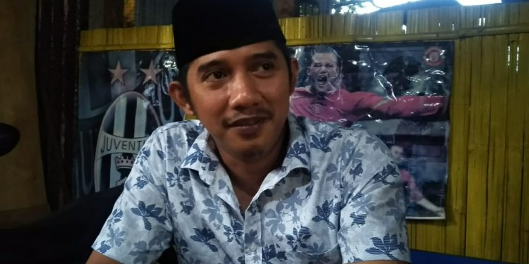 Akbar Syarif,  Ketua DPD KNPI Tarakan Karateker. poto: ari / fokusborneo.com