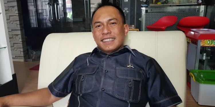Najamuddin, Bacalon Bupati Bulungan. Poto: slamet / fokusborneo.com