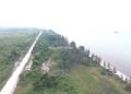 AKSES BARU : Kondisi jalan pendekat dari Tanjung Selor ke Tanah Kuning. Poto: Humas Provinsi Kaltara