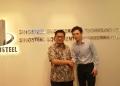 INVESTASI : Gubernur Kaltara, Dr H Irianto Lambrie berfoto bersama Feng Yilun, Chief Representative Sinosteell MIECC, belum lama ini. Poto: Humas Provinsi Kaltara