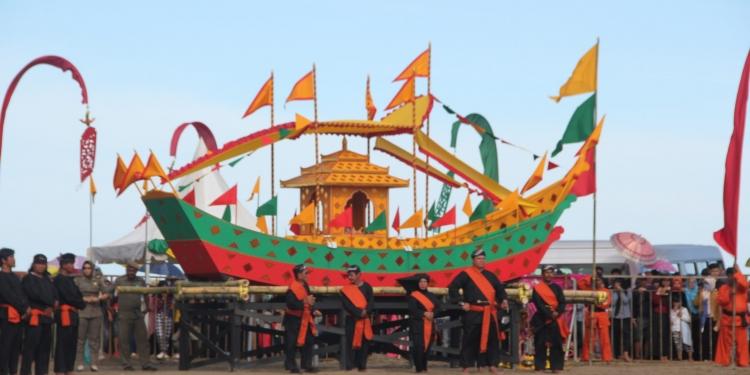 Salah Satu Kalender of Event Festival Budaya Iraw Tengkayu di Tarakan Prov Kaltara. Poto: fokusborneo.com