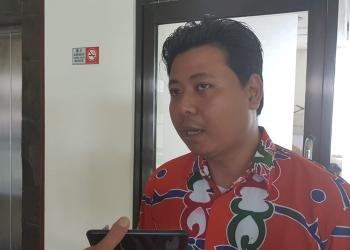 Anggota Bawaslu Tarakan Dian Antarja. Poto: slamet / fokusborneo.com