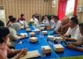 Jelang Nataru Antisipasi Kelangkaan BBM, Komisi 3 DPRD Kaltara Kunker ke PT Pertamina Fuel Tarakan (11/12). Poto: slamet / fokusborneo.com