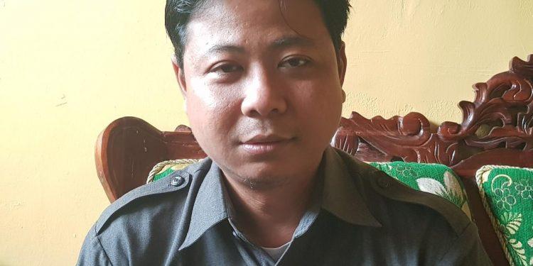 Anggota Bawaslu Kota Tarakan Dian Antarja. Poto: slamet / fokusborneo.com