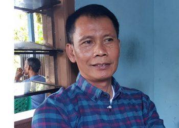 Sekretaris DPW Partai Nasdem Kaltara Supa'ad Hadianto. Poto: Slamet / fokusborneo.com