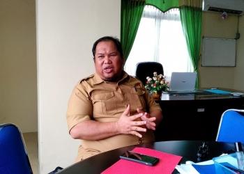 Bob Syaharuddin, Kepala BPPRD Kota Tarakan. Poto: ari / fokusborneo.com