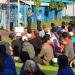 Danramil 0907/03 Tarbar Kapten Inf Pattah Setiawan dalam Komsosnya (Komunikasi Sosial) memberikan materi wawasan kebangsaan,yang diikuti 1200 Warga binaan Lapas kelas II A Kota Tarakan. Poto : Doc. Babinsa Koramil Dim 0907/Trk