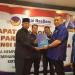 Ketua DPW Nasdem Kaltara serahkan Hasil penjaringan Balon Gubernur dan Wakil Gubernur Kaltara Ke DPP (9/12). Poto: Slamet / fokusborneo.com