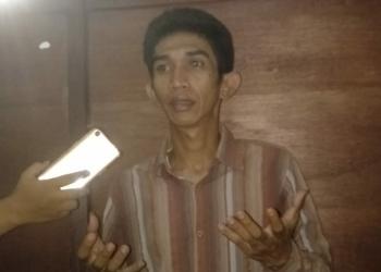 Fajar Mentari, Pemerhati Politik dan Media Sosial Kaltara. Poto: Doc Pribadi