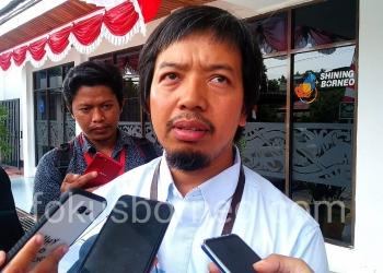 Suparje Wardiyono, Manager UP3 PLN Tarakan. Poto: fokusborneo.com